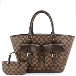 Louis Vuitton GM Manosque